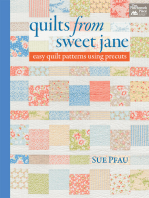 Quilts from Sweet Jane