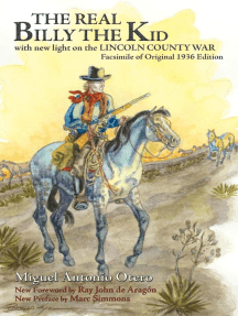 The Real Billy the Kid: With new light on the LINCOLN COUNTY WAR; Facsimile of Original 1936 Edition