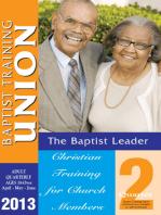Baptist Leader