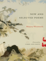 New and Selected Poems