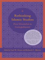 Rethinking Islamic Studies: From Orientalism to Cosmopolitanism