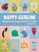 Cutest Crochet Creations: 16 Cute Amigurumi Toys to Crochet ... | 198x149