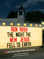 The Night the New Jesus Fell to Earth