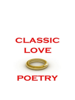 Classic Love Poetry