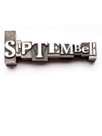 September, A Month In Verse