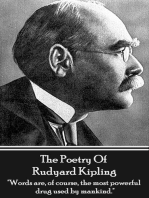 The Poetry Of Rudyard Kipling Vol.1