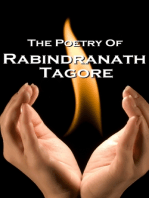 Tagore, The Poetry Of