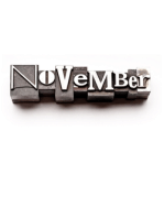 November, A Month In Verse