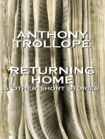 Returning Home And Other Short Stories