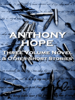 Three Volume Novel & Other Stories