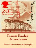 Laodicean, By Thomas Hardy
