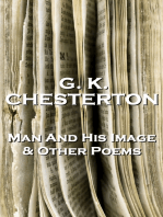 The Man And His Image And Other Poems