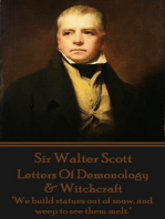 Letters Of Demonology & Witchcraft