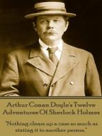 Twelve Adventures Of Sherlock Holmes