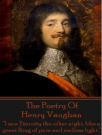 The Poetry Of Henry Vaughan