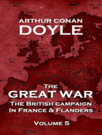 The Great War - Volume 5