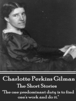 The Short Stories Of Charlotte Perkins Gilman