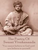 The Poetry of Swami Vivekananda
