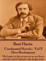 Condensed Novels - Vol 2 - New Burlesques