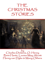 Christmas Short Stories, Featuring Charles Dickens, Leo Tolstoy, Louisa May Alcott & Many More