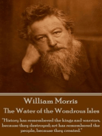 The Water of the Wondrous Isles