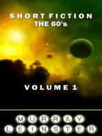 Short Fiction - The 60's