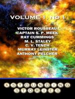 Astounding Stories - Volume 1, No. 1