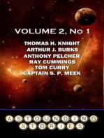 Astounding Stories - Volume 2, No. 1