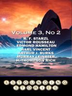 Astounding Stories - Volume 3, No. 2