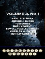Astounding Stories - Volume 3, No. 1