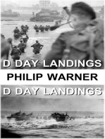 The D Day Landings