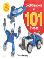 Cool Creations in 101 Pieces