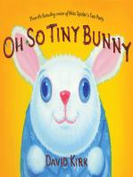 Oh So Tiny Bunny