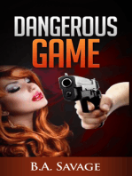 Dangerous Game (A Private Detective Mystery Series of crime mystery novels Book 5)