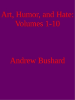 Art, Humor, and Hate