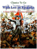 With Lee in Virginia - a story of the American Civil War
