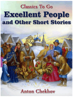 Excellent People and Other Short Stories