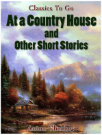 At A Country House and Other Short Stories