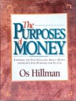 The Purposes of Money