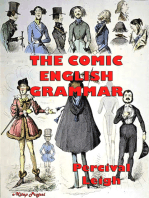 The Comic English Grammar