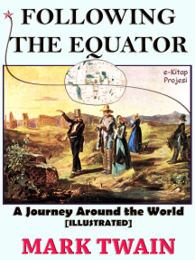 """Following the Equator: """"A Journey Around the World"""""""