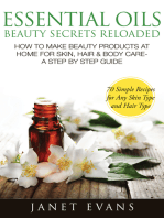 Essential Oils Beauty Secrets Reloaded
