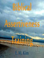 Biblical Assertiveness Training