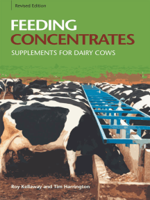 Feeding Concentrates: Supplements for Dairy Cows