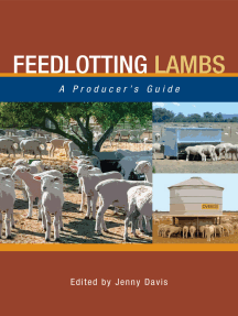 Feedlotting Lambs: A Producer's Guide