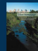 Urban Stormwater