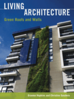 Living Architecture: Green Roofs and Walls