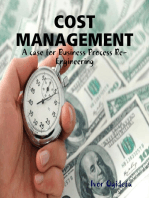 Cost Management: A Case for Business Process Re-engineering