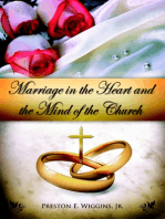 Marriage in the Heart and the Mind of the Church