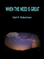 When the Need Is Great